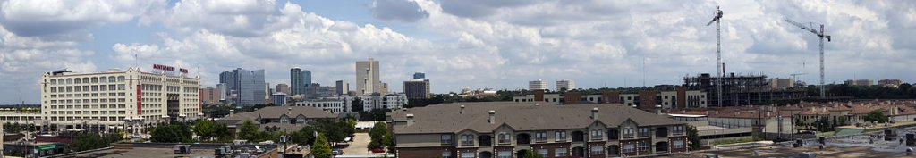 City view of Fort Worth Texas, on the sell your house fast for cash in Fort Worth TX page