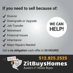 We Buy Houses Austin