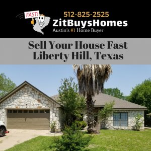 we buy houses liberty hill