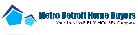 We Buy Houses Metro Detroit Michigan logo