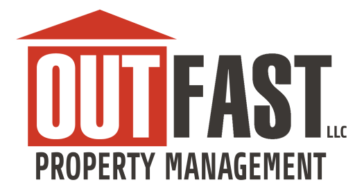 Out Fast Property Management logo