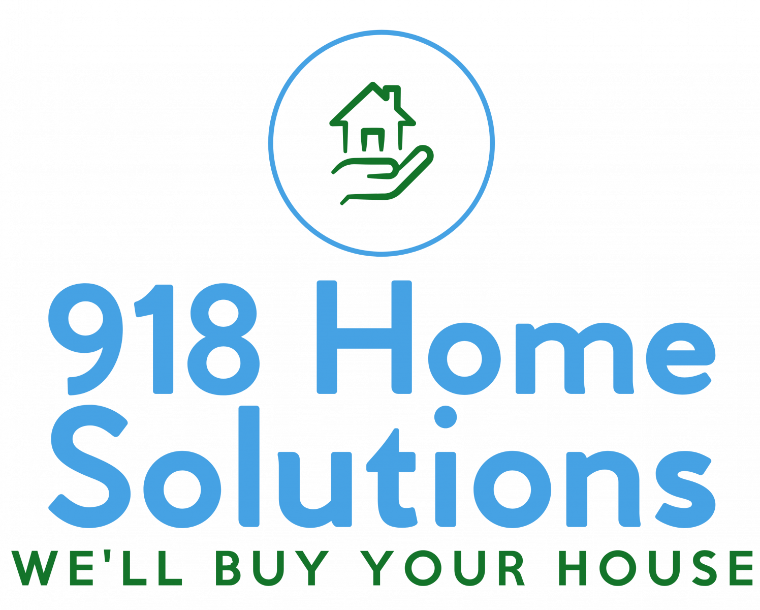 918 Home Solutions logo