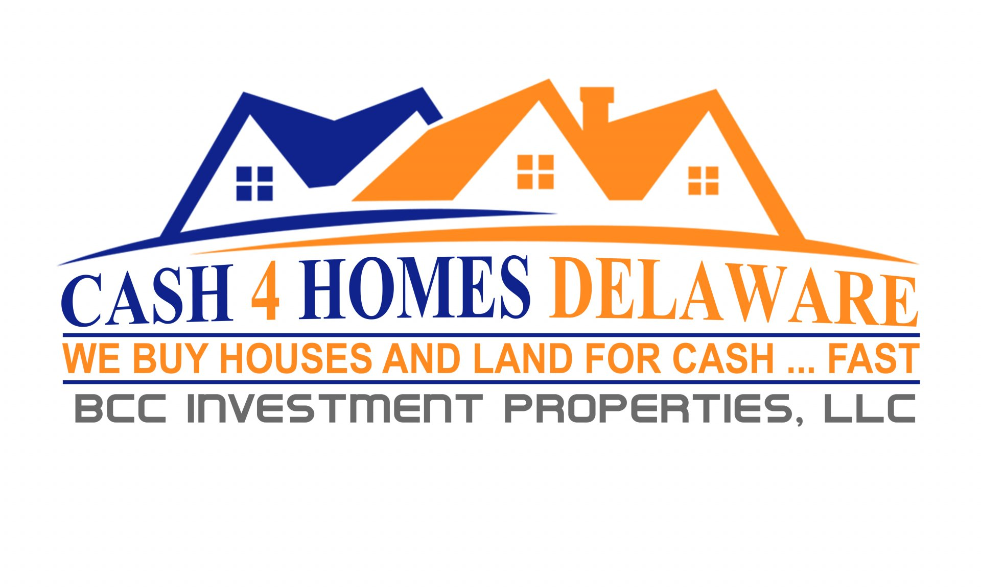 Cash 4 Homes Delaware logo