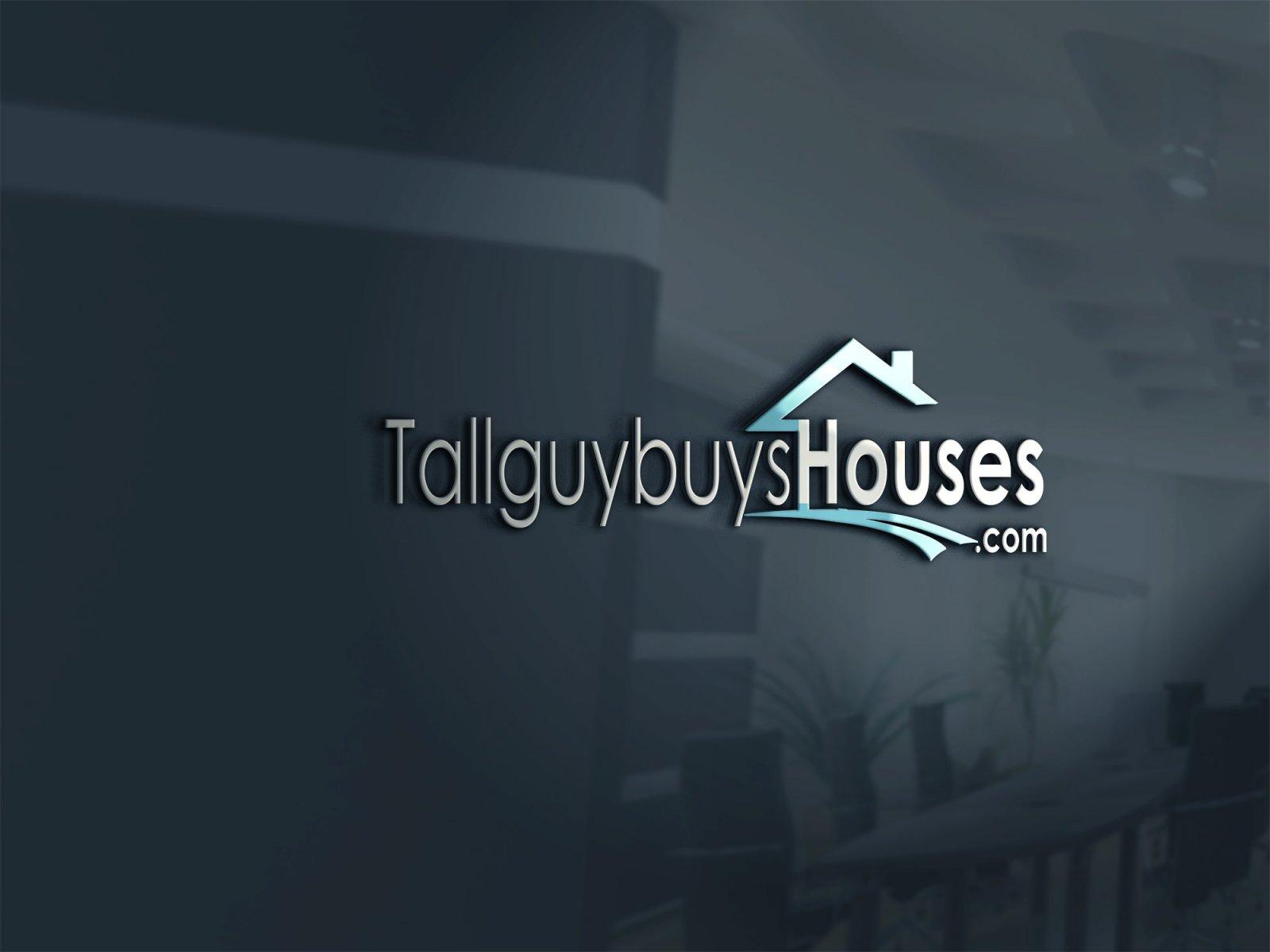 www.TallGuyBuysHouses.com  logo