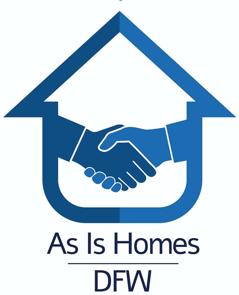 As Is Homes DFW  logo