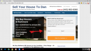 Sell Your House to Dan