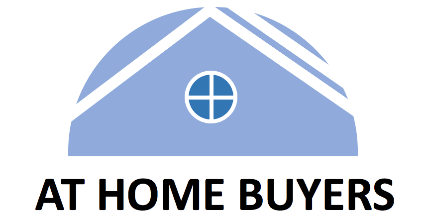 At Home Buyers  logo