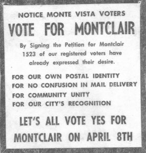 Sell my Montclair house fast, Monte Buys Houses.