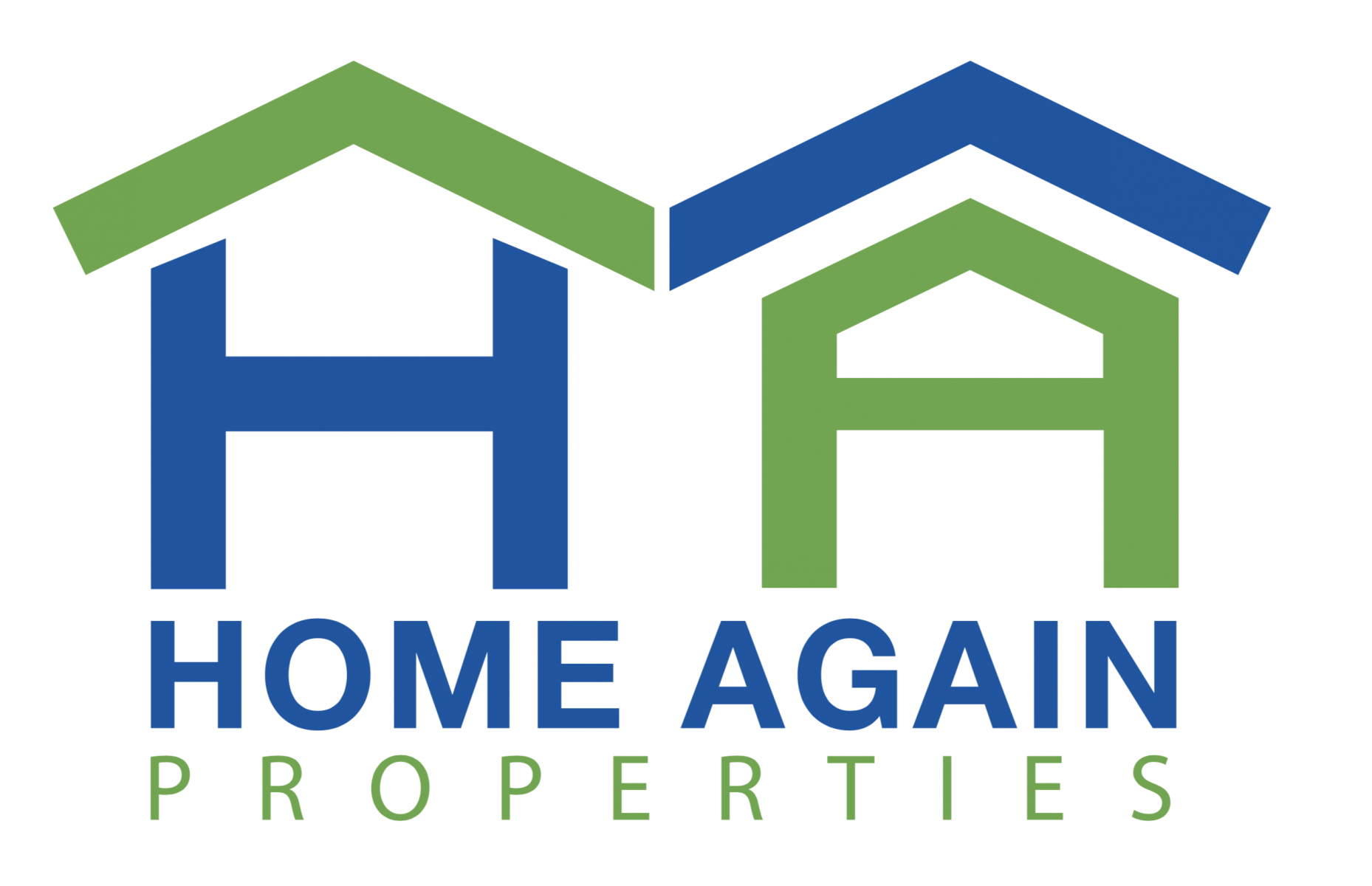 Home Again Properties  logo