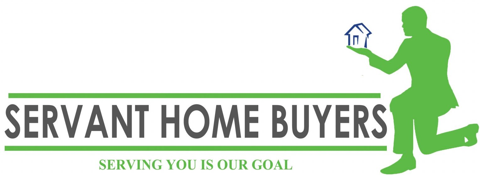 Servant Home Buyers logo