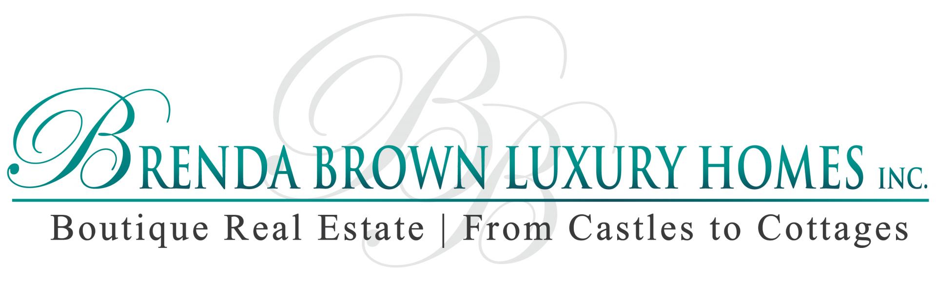 Brenda Brown Luxury Homes logo