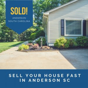 We Buy Houses Anderson Sc Sell My House Fast Anderson