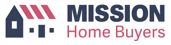Mission Home Buyers  logo