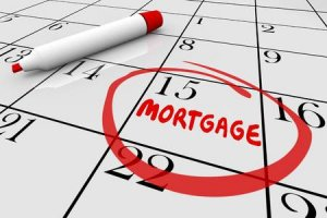 Mortgage due circled on calendar - having trouble paying the mortgage in Massachusetts?
