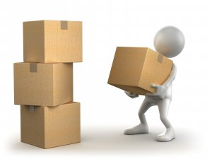 Moving boxes - Are you relocating and need to sell my house in Beverly?