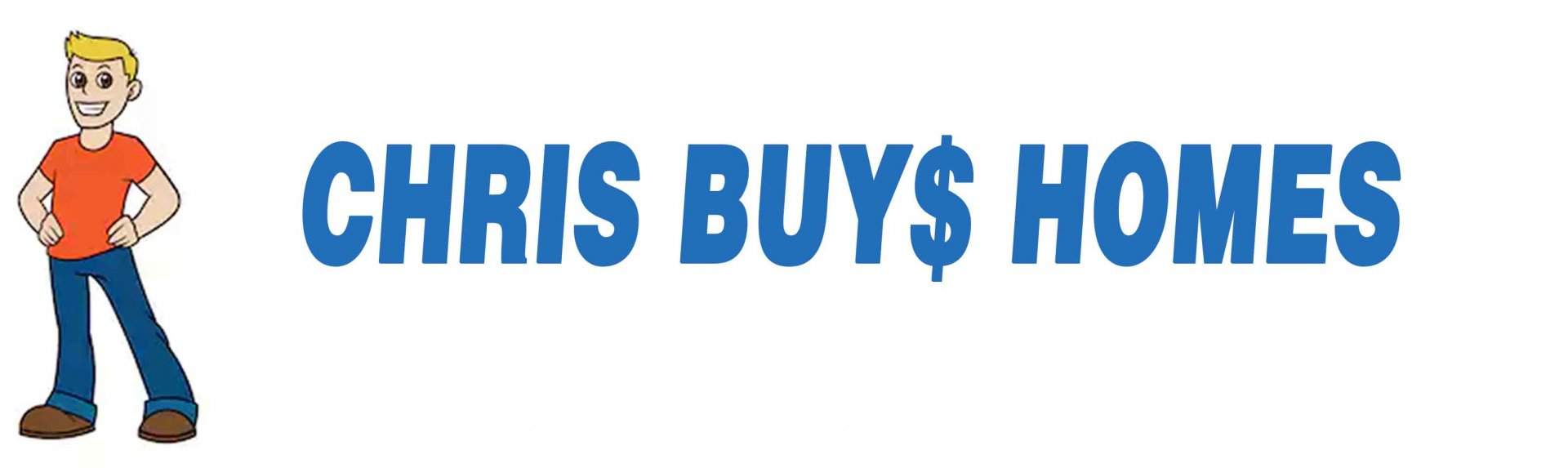 Chris Buys Homes  logo