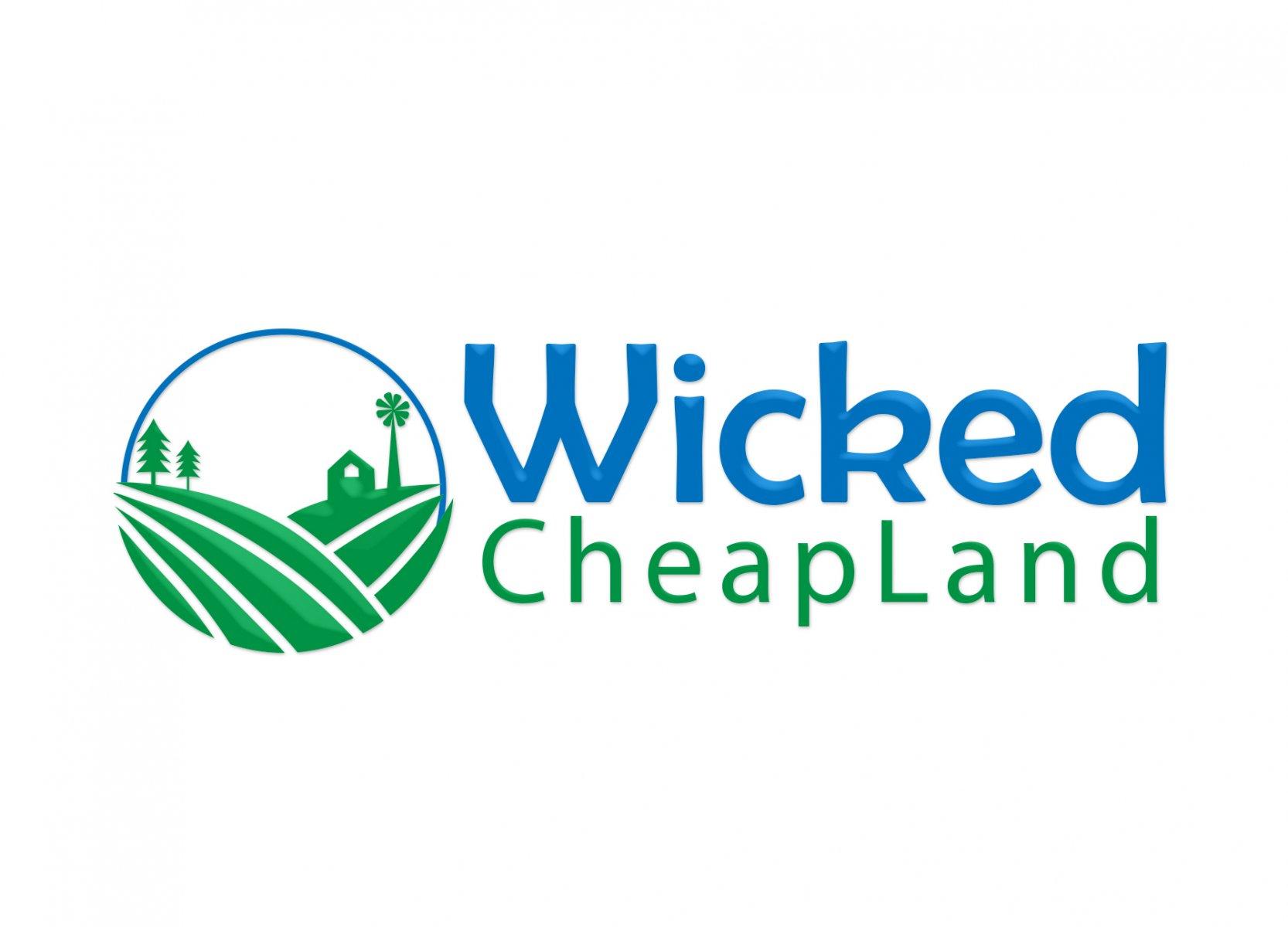 WickedCheapLAND logo