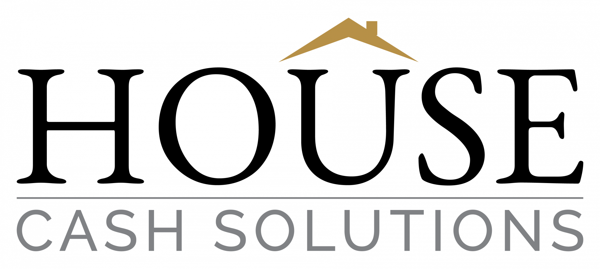 House Cash Solutions  logo