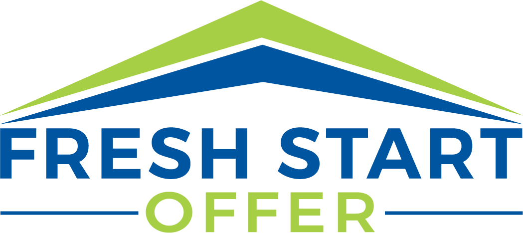 Fresh Start Offer logo