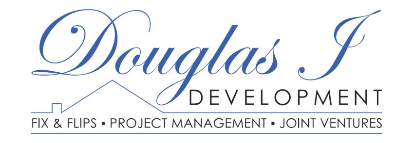 Douglas J Development logo