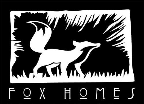 Fox Homes  logo