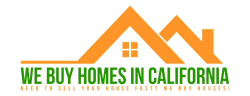 We Buy Homes In California! logo