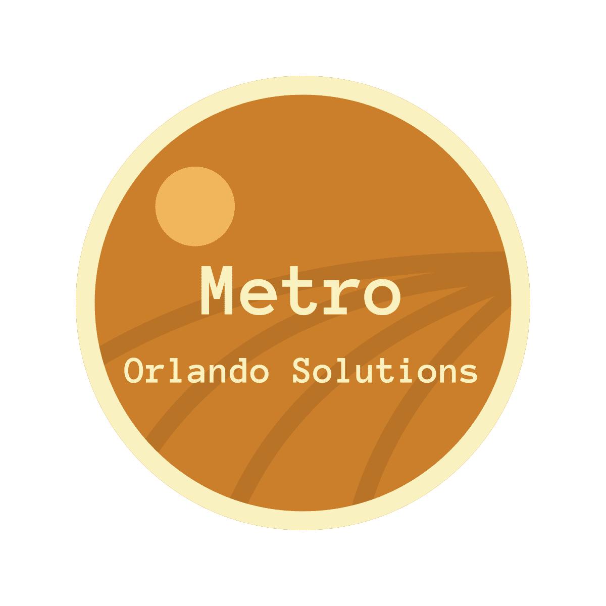 Metro Orlando Solutions   logo