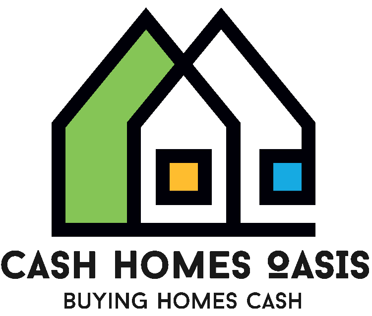 Cash Homes Oasis  logo