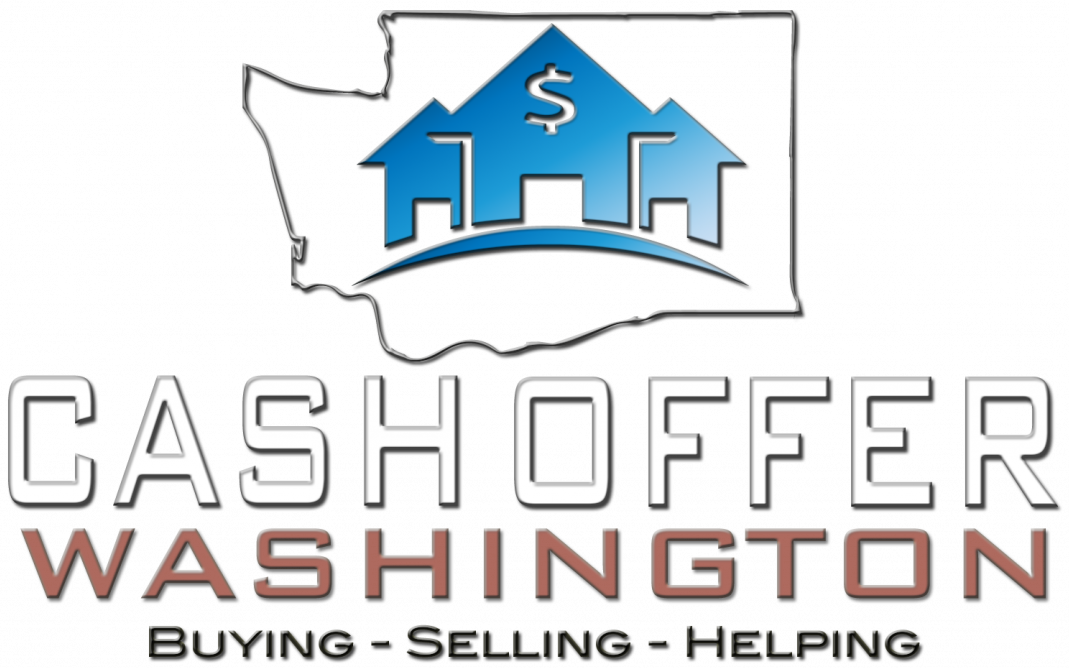 Get a Cash Offer for Your Washington House logo