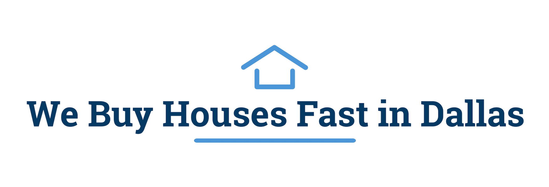 We Buy Houses Fast in Dallas logo