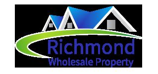 Richmond Wholesale Property logo