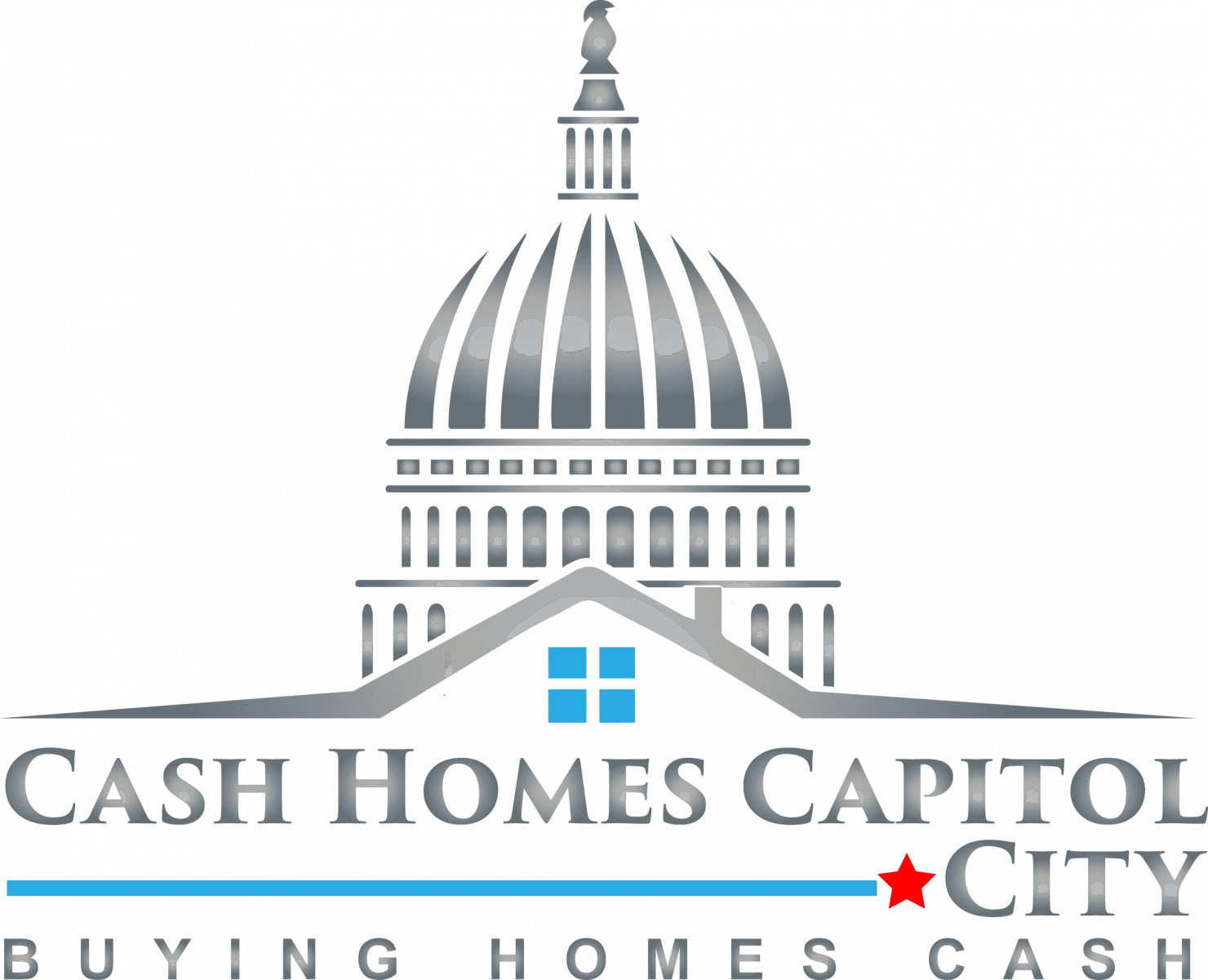 Cash Homes Capitol City logo