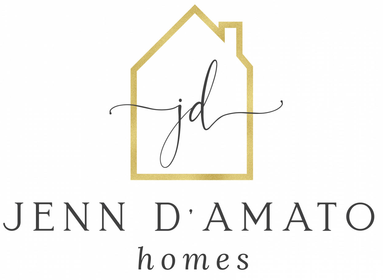 Jenn D'Amato Homes logo