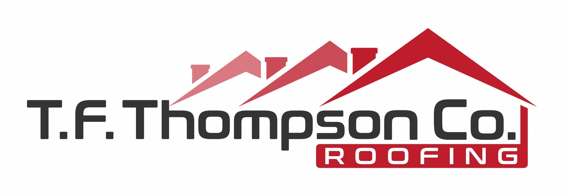 TFThompson Roofing Co logo