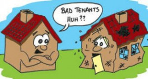 selling a house with tenants in california