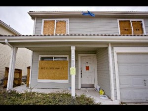 evicting squatters california