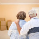 Selling house retiring downsizing
