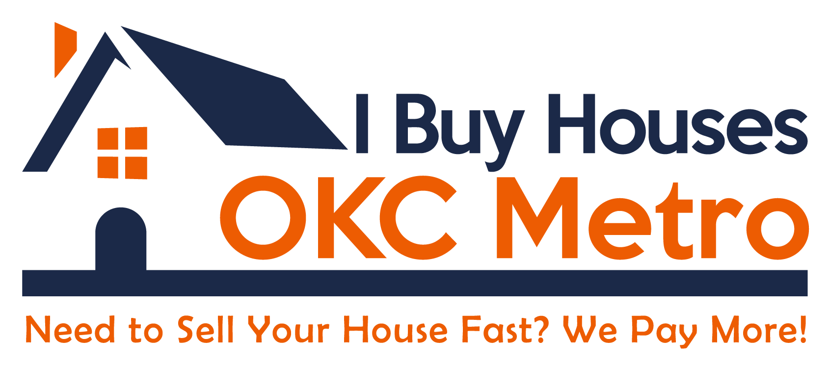 I Buy Houses OKC Metro logo