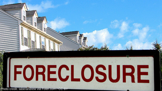 Foreclosure Notice of Default in Kentucky