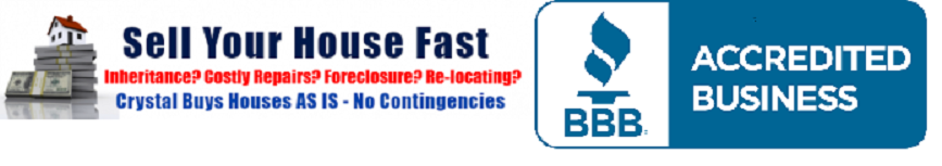 Crystal Buys Houses Fast logo