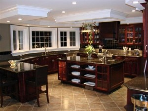 1. Updated Kitchens and Bath
