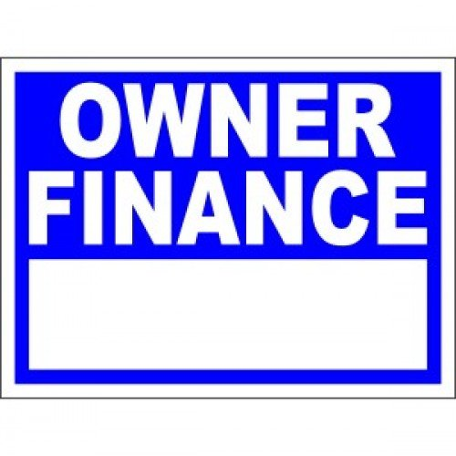 SIgn up for the Owner Finance VIP List!