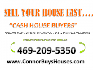 SELL MY ROWLETT HOUSE FAST - WE BUY HOUSES ROWLETT