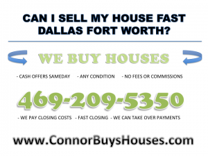 SELL MY HOUSE FAST DENISON - WE BUY HOUSES DENISON
