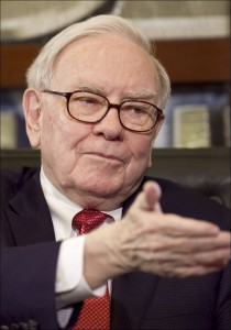 warren buffet investing in real estate