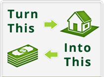 Sell My Unwanted Inherited House Today! Call Elvis Buys Houses 877-703-5847