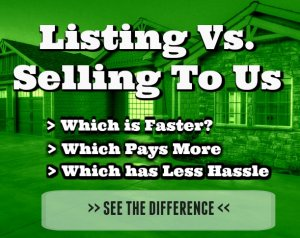 Listing vs. Selling for Cash