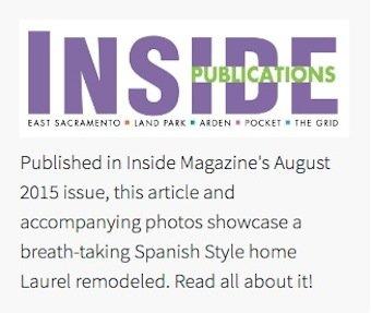 Laurel Sagen Inside Magazine