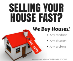 Sell Your House Fast in Edmond - OK Cash Home Buyers