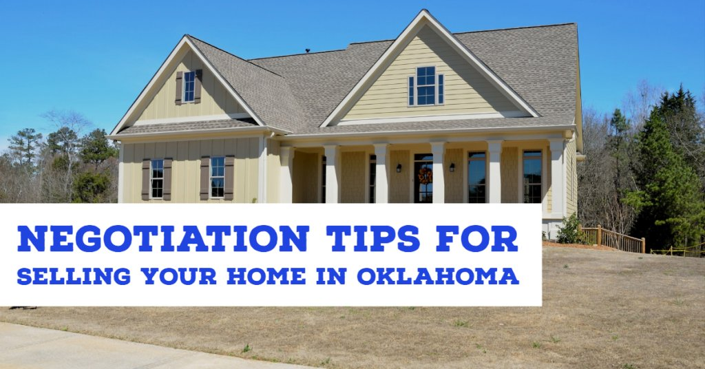 Negotiation Tips for Selling Your Home in OK